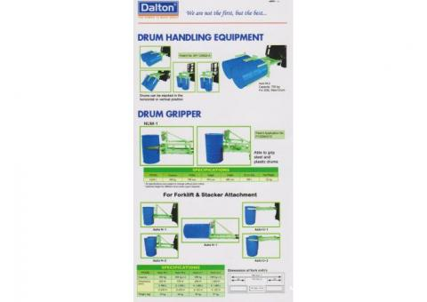 !!!Dijual Drum Handling Equipment Merk OPK Mr.Farrel Denko 0818681372