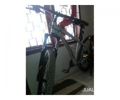 polygon xtrada 5.0 like new