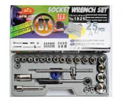 Kunci Shock Set Isi 25.Pcs
