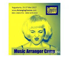 Music Arranger Camp