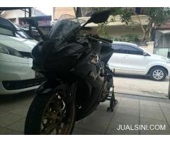 yamaha R25 like new tahun 2015