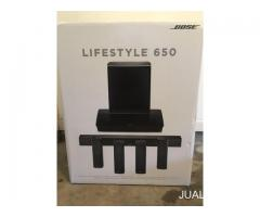 Bose Lifestyle 650 Home Theater Entertainment System