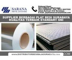 Toko Plat Besi Surabaya Termurah Standart SNI
