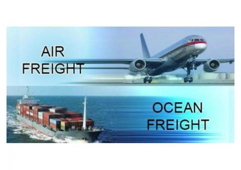 NO REDLINE Import Borongan D2D Service dari China by Sea & Air