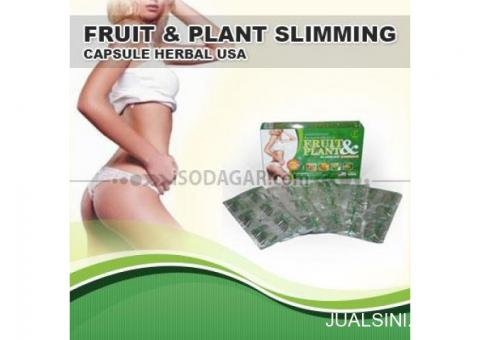 Fruit & Plant Slimming Capsule Original