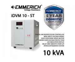 Stavolt Emmerich 10 kVA, 1 phase, type iDVM 10 - ST, Germany Tech