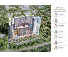 Apartemen di Batam oleh developer Singapura