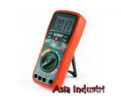 Jual Extech EX470True RMS MultiMeter + InfraRed Thermometer