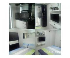 Sewa Apartement Bassura City Type Studio Full Furnish