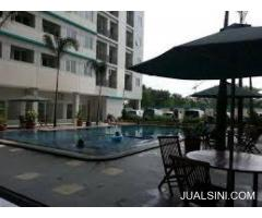 Dijual 1BR unit apartment