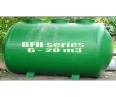 Bioseven Septictank Plus Blower Biotech & Biofiltration System