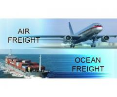 Jasa Ekspedisi Import Borongan D2D Service by Sea & Air
