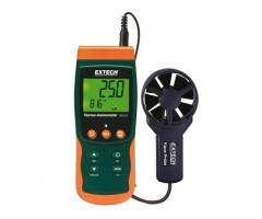 Jual Extech SDL310: Thermo-Anemometer/Datalogger