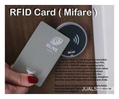 JASA CETAK KARTU HOTEL & KARTU RFID KILAT