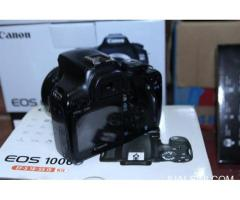 CAMERA CANON EOS 1000D KIT 18-55mm