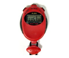 Jual Stopwatch DigitaL Alba SW-01_0008R Mantap