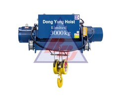 Jual Alat Electric Wire Rope Hoist Dong Yang