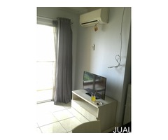 sewakan apartemen, Fullfurnish, 2BR, City Home. MOI