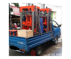 Pembuatan Mesin Paving Batako murah untuk industri