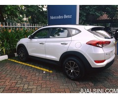 Hyundai All New Tucson XG Gasoline 2017