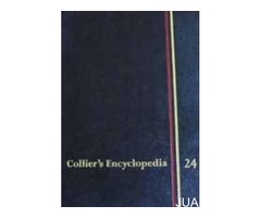 Collier's Encyclopedia with Bibliography and Index (A-Z)