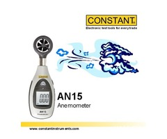 Jual CONSTANT AN15 Anemometer