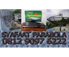SERVICE PARABOLA SENTUL | JASA INSTALASI PASANG PARABOLA BOGOR