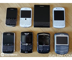 Terima instal ulang Blackberry Android