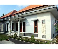 Kontraktor dan Arsitek Rumah Bali Modern di Kerambitan Tabanan Bali