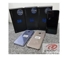 JUAL NEW SAMSUNG SMARTPHONE S8 ORIGINAL TERMURAH DAN TERPERCAYA