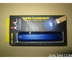 Senter Batu Merangkap Powerbank Mitsuyama MS-129SB Super Bright