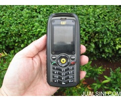 Hape Outdoor Caterpillar B25 Seken IP67 Certified Dual SIM Waterproof