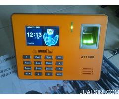 Mesin Absensi FingerPlus ZT1600 Murahh Terbaikk