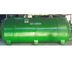 Ipal Full STP Septictank Bioseven