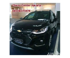 CHEVROLET BEKASI DISCOUNT BERLIMPAH  ALL NEW TRAX TURBOCHARGE!!!!