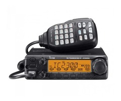 Radio Rig icom IC-2300H Power 65w Spesifikasi icom 2300h
