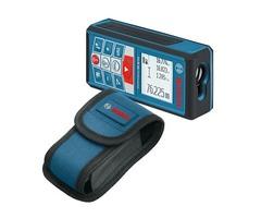 Jual Meteran Laser Alat ukur jarak laser Bosch GLM 80 Hub 081288802734