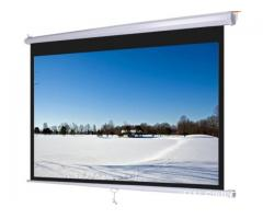 screen projector manual 150'(3m x 2m)