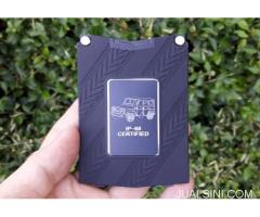 Back Casing Hape Outdoor Jeep Z6 Tutup Belakang Plus Baut Original