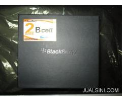 Blackberry Dakota 9900 Garansi Distributor Berrindo BCELL Sisa Stok