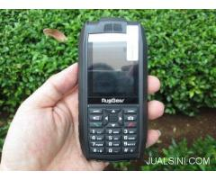 Hape Outdoor RugGear Mariner Plus RG128 New IP67 Certified Ngapung