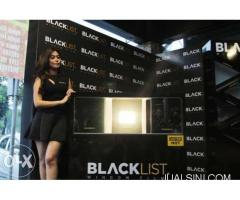 Kaca film blacklist by korea 5th Brio Ayla avanza xenia apv jazz