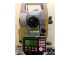 Lapak Ane= Jual Total station Topcon ES-62 Japan 2 Display