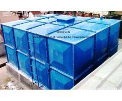 Harga Tangki Fiber Panel Roof Tank