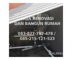 Jasa Memperbaiki Bocoran Atap, Saluran Air, dll di Bandung