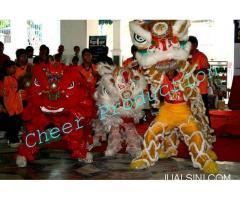 Barongsai Cheer Production