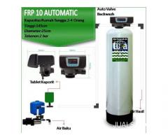 Filter Air Sistem Otomatis Backwash