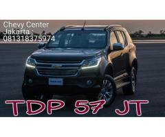 Festival Promo All New Trailblazer LTZ Diesel Turbo