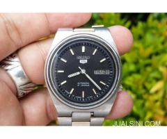 Jam Tangan Seiko 5 Vintage 7009-3171 Automatic Japan Men Day Date
