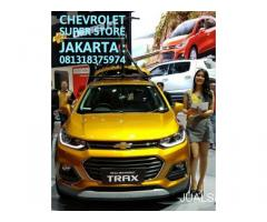 PROMO AWAL TAHUN ALL NEW TRAX TURBO ELECTRIC SUNROOF
